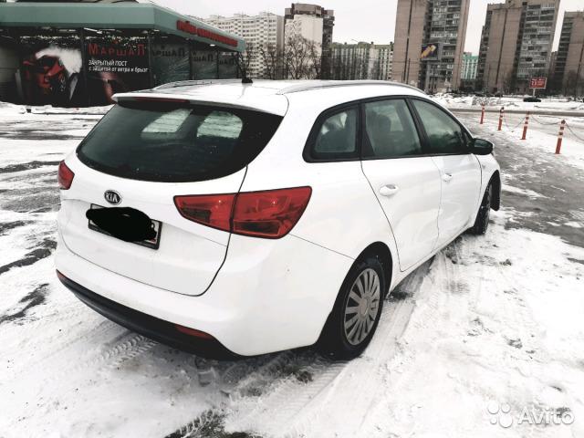 Авто на разбор Kia Ceed JD G4FG 2012 (б/у)