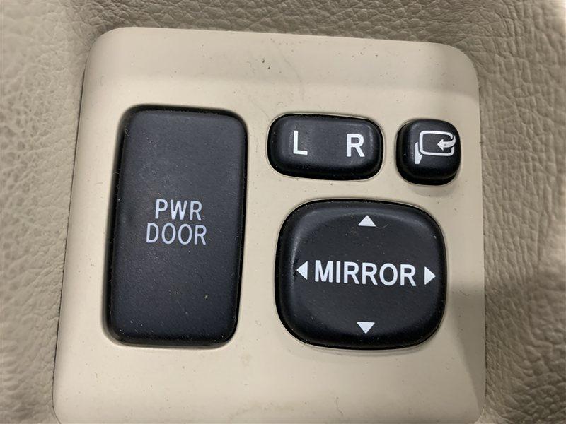 Кнопка блока управления зеркал Toyota Harrier Gsu35 GSU35 2GR-FE 2007 (б/у)