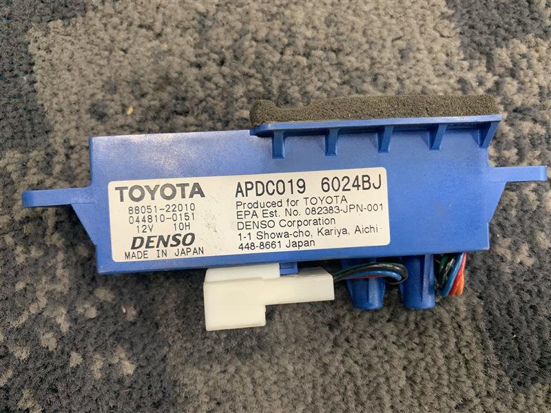 Ионизатор Toyota Camry 40 ACV40 2AZ-FE 2006 (б/у)