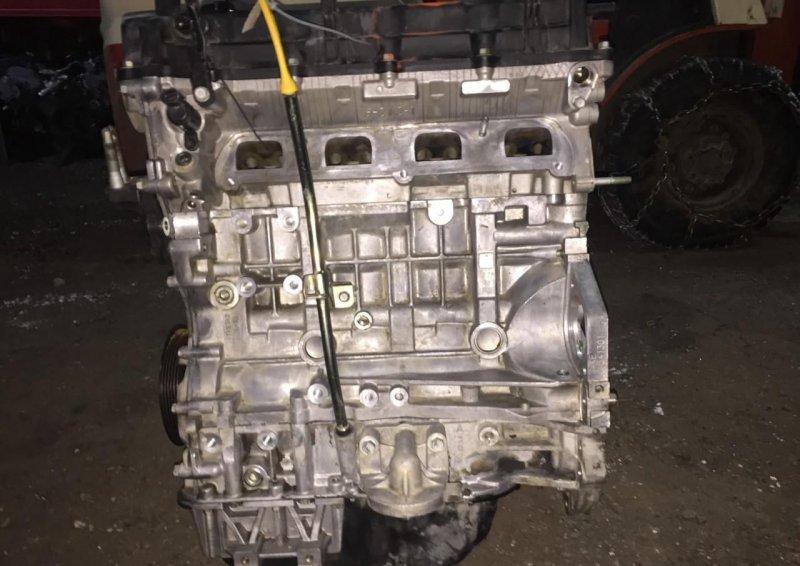 Двигатель Hyundai Santa Fe Dm DM G4KE 2016 (б/у)