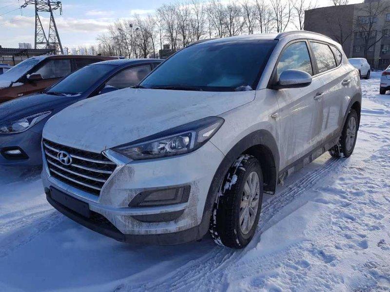 Авто на разбор Hyundai Tucson TL G4NA 2017 (б/у)