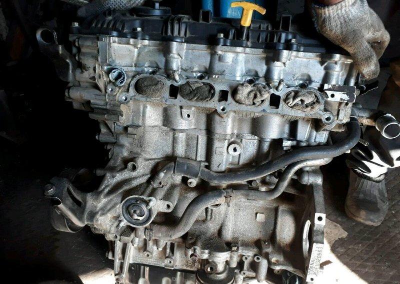 Двигатель Hyundai Tucson TL G4NA 2017 (б/у)