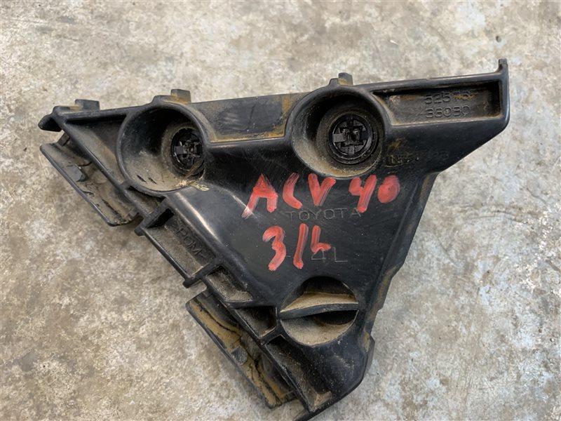 Клипса бампера Toyota Camry 40 ACV40 2AZ-FE 2007 задняя левая (б/у)