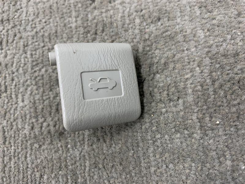 Педаль открывания капота Toyota Camry 40 ACV40 2AZ-FE 2007 (б/у)