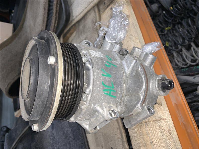 Компрессор кондиционера Toyota Camry 40 ACV40 2AZ-FE 2007 (б/у)