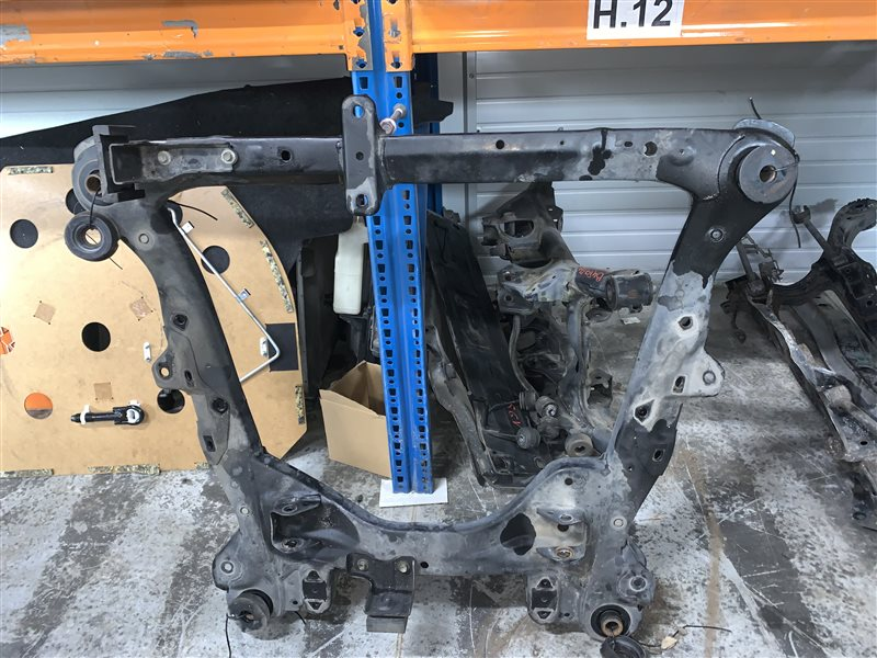Балка подмоторная Toyota Camry 40 ACV40 2AZ-FE 2007 передняя (б/у)