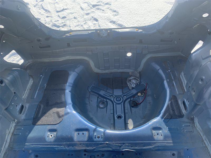 Панель задка Hyundai Solaris RB G4FC 2011 (б/у)
