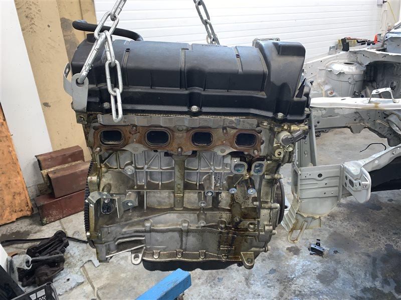 Двигатель Mitsubishi Outlander Gf GF3W 4J12 2012 (б/у)