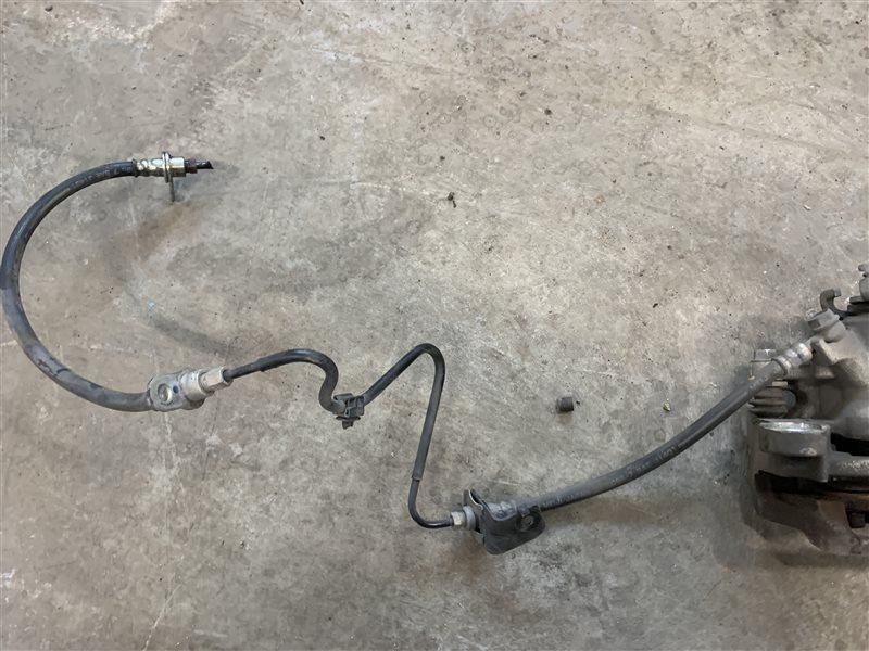 Шланг тормозной Mitsubishi Outlander Gf GF3W 4J12 2012 задний левый (б/у)