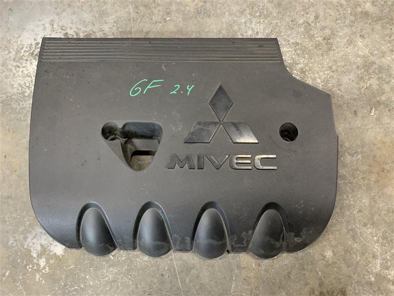 Накладка двигателя декоративная Mitsubishi Outlander Gf GF3W 4J12 2012 (б/у)