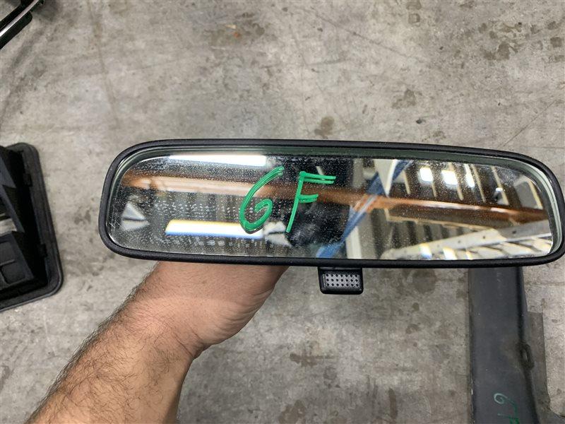 Зеркало заднего вида салонное Mitsubishi Outlander Gf GF3W 4J12 2012 (б/у)