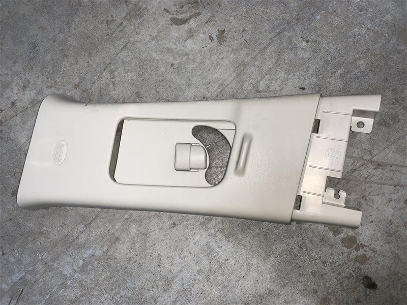 Накладка стойки центральная Mitsubishi Outlander Gf GF3W 4J12 2012 левая (б/у)