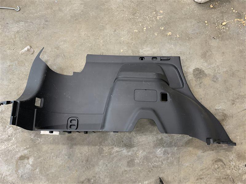 Пластик багажника Mitsubishi Outlander Gf GF3W 4J12 2012 задний левый нижний (б/у)