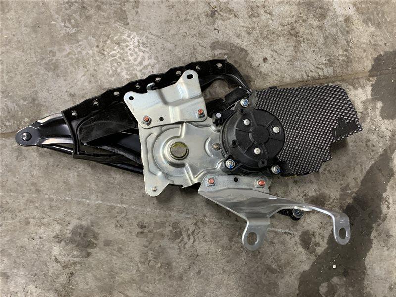 Механизм подъема двери Mitsubishi Outlander Gf GF3W 4J12 2012 (б/у)