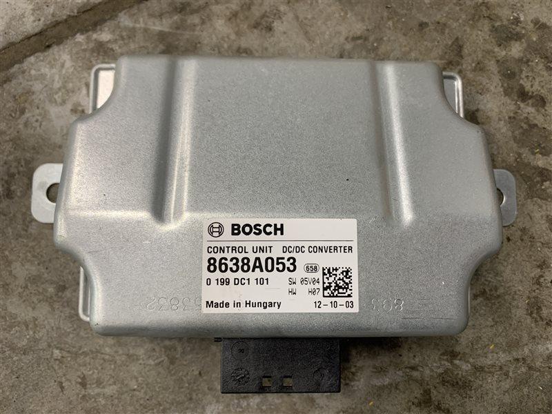 Блок электронный Mitsubishi Outlander Gf GF3W 4J12 2012 (б/у)