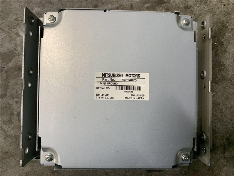 Блок управления двигателем Mitsubishi Outlander Gf GF3W 4J12 2012 (б/у)