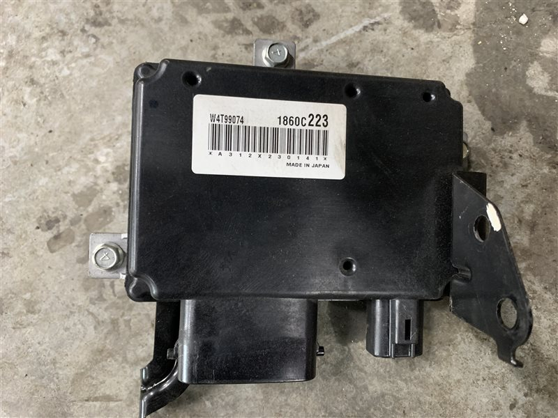 Блок управления акпп Mitsubishi Outlander Gf GF3W 4J12 2012 (б/у)