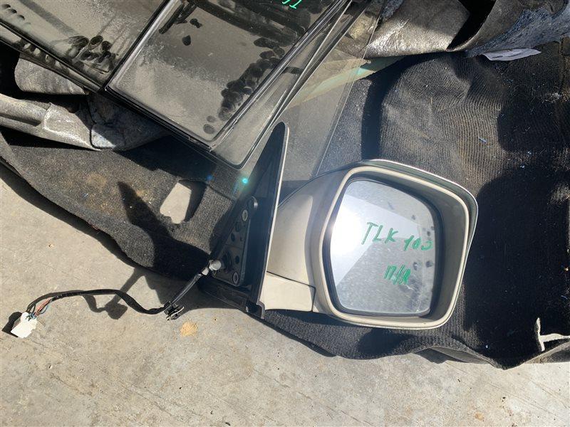 Зеркало Toyota Land Cruiser 100 UZJ100 2UZ-FE 2002 правое (б/у)