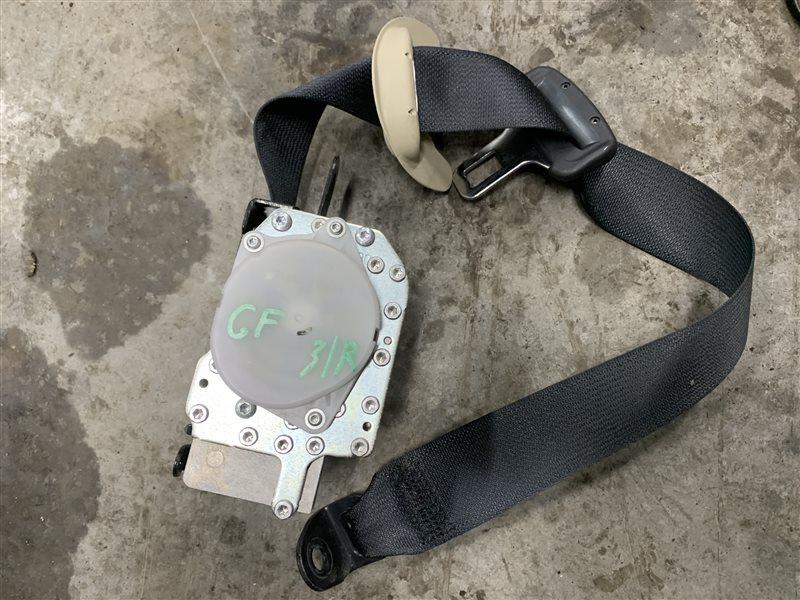 Ремень безопасности Mitsubishi Outlander Gf GF3W 4J12 2012 (б/у)