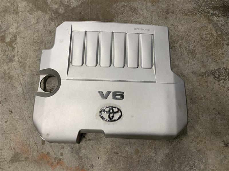 Накладка двигателя декоративная Toyota Harrier Gsu35 GSU36-0001918 2GR-FE 2007 (б/у)