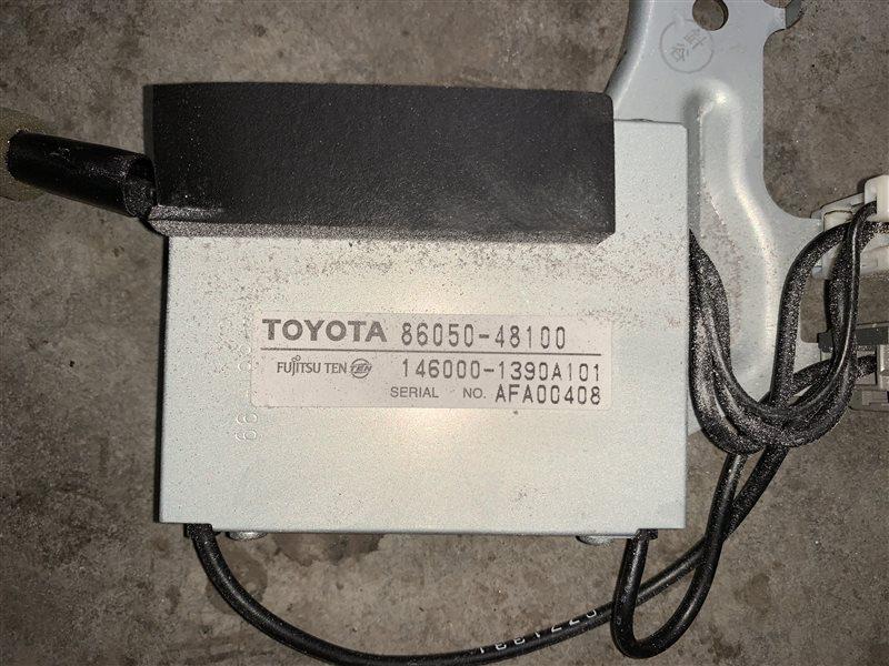 Блок управления антенной Toyota Harrier Gsu35 GSU36-0001918 2GR-FE 2007 (б/у)