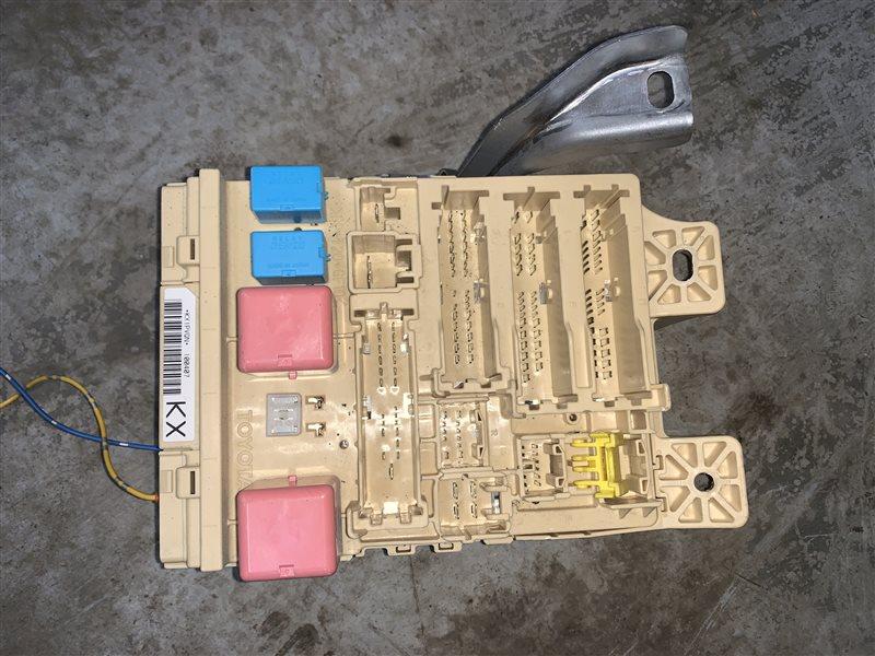Блок предохранителей Toyota Harrier Gsu35 GSU36-0001918 2GR-FE 2007 (б/у)