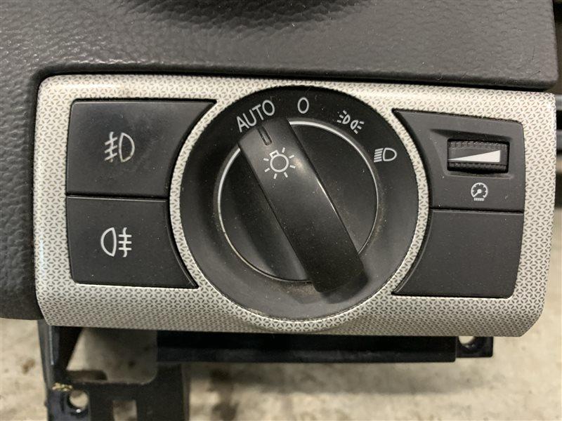 Блок управления светом Opel Antara L07 A22DM 2013 (б/у)