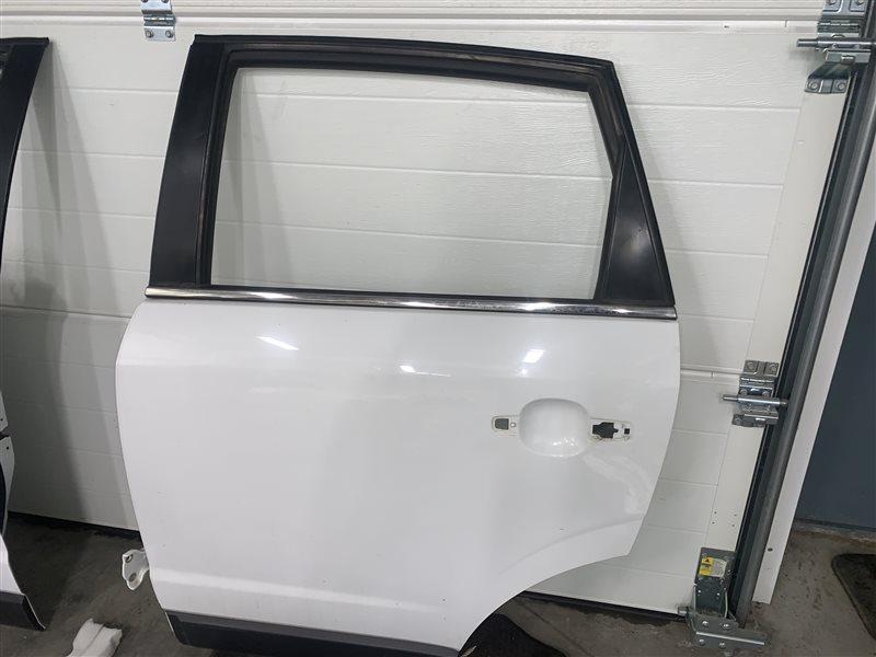 Дверь боковая Opel Antara L07 A22DM 2013 задняя левая (б/у)