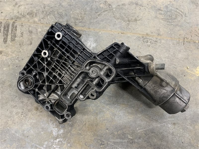 Насос масляный Opel Antara L07 A22DM 2013 (б/у)