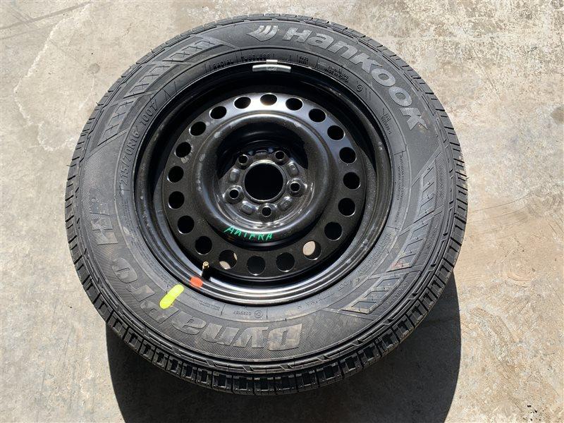 Запасное колесо Opel Antara L07 A22DM 2013 (б/у)