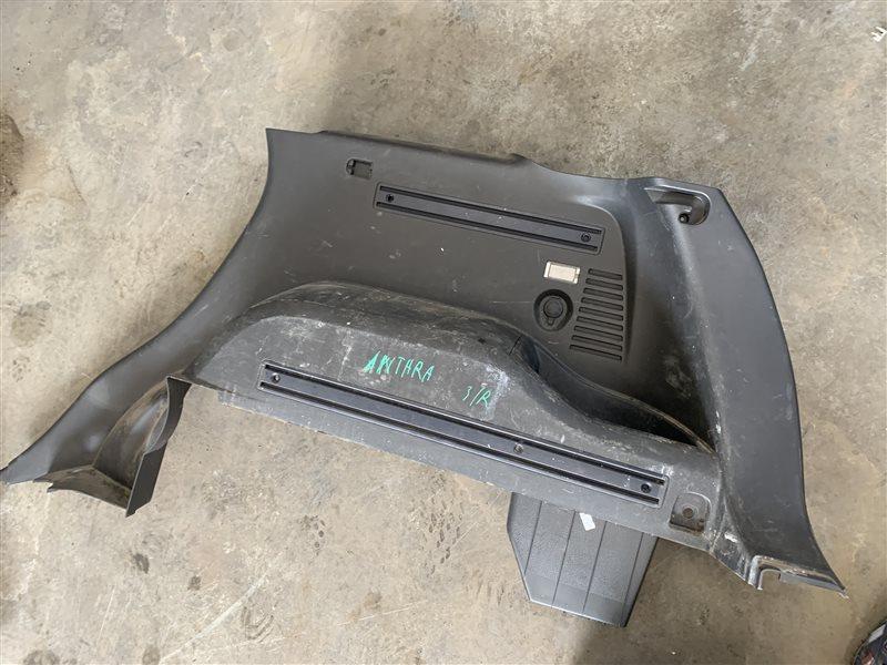 Обшивка багажника Opel Antara L07 A22DM 2013 задняя правая (б/у)