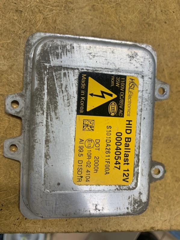 Блок розжига Opel Antara L07 A22DM 2013 (б/у)