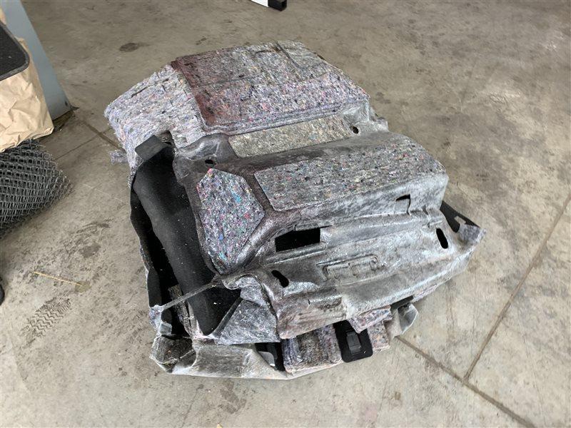 Ковровое покрытие Hyundai Solaris RB G4FC 2011 (б/у)