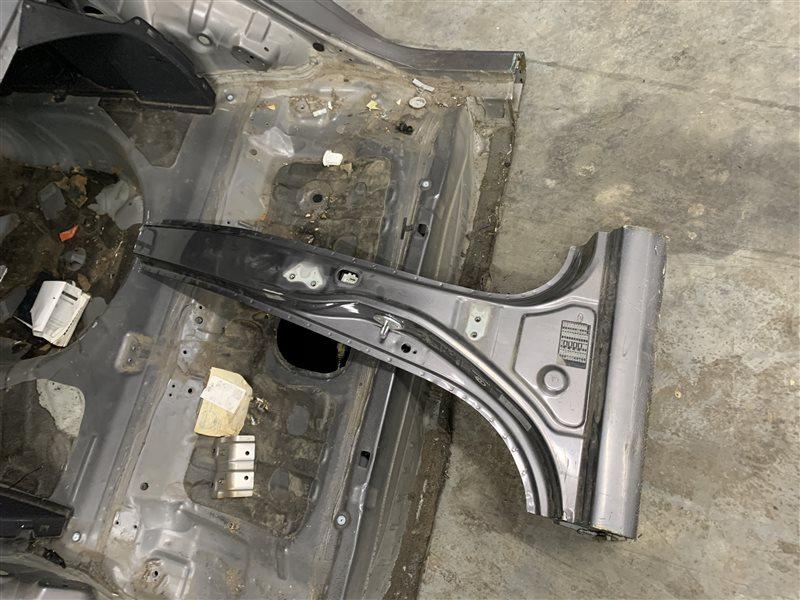 Средняя стойка кузова Hyundai Solaris RB G4FC 2011 (б/у)