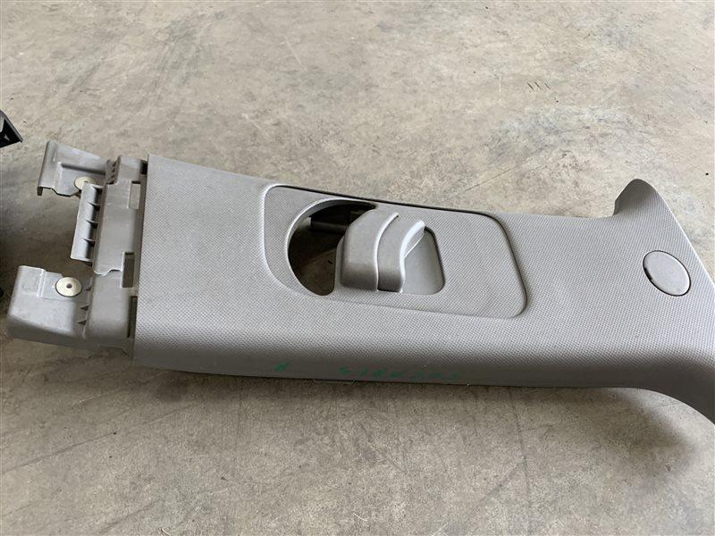 Накладка на стойку кузова Hyundai Solaris RB G4FC 2011 (б/у)