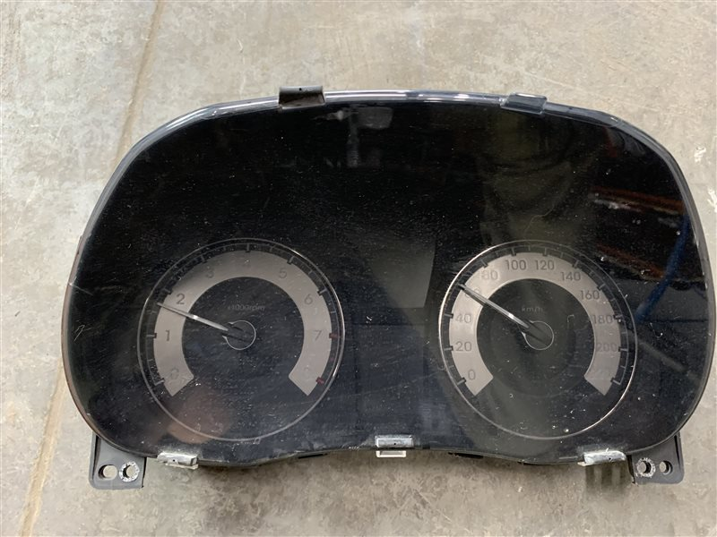 Щиток приборов Hyundai Solaris RB G4FC 2011 (б/у)
