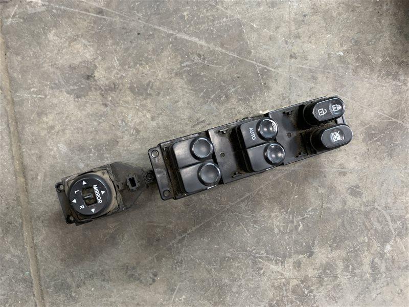 Блок управления стеклами Hyundai Solaris RB G4FC 2011 передний левый (б/у)