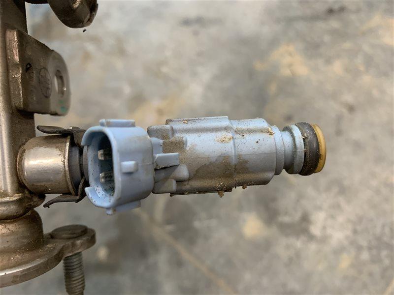 Форсунка топливная Hyundai Santa Fe Cm CM G4KE 2011 (б/у)