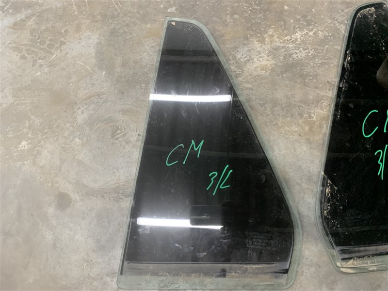Форточка двери Hyundai Santa Fe Cm CM G4KE 2011 задняя левая (б/у)