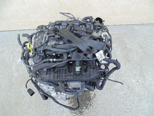 Двигатель Skoda Octavia A7 CJSA 2013 (б/у)