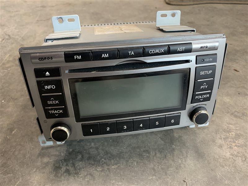 Магнитола Hyundai Santa Fe Cm CM G4KE 2011 (б/у)