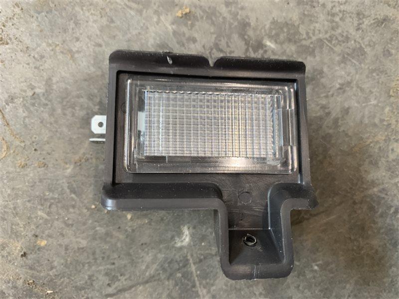 Подсветка номера Hyundai Santa Fe Cm CM G4KE 2011 (б/у)