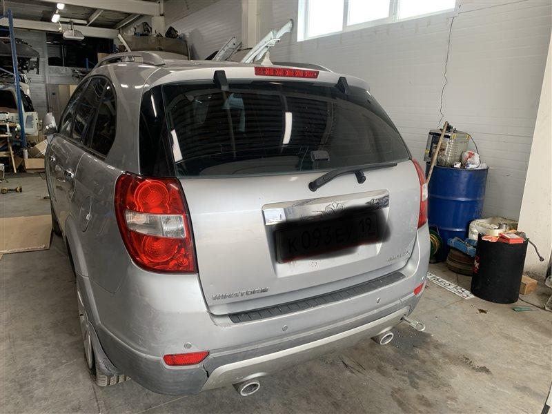 Авто на разбор Chevrolet Captiva C100 C100 Z20S 2010 (б/у)