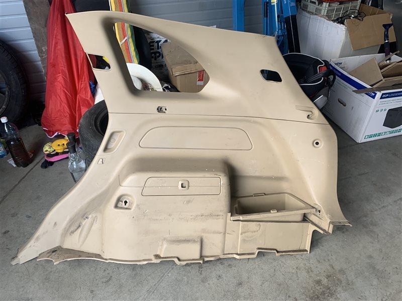 Обшивка багажника Chevrolet Captiva C100 C100 Z20S 2010 задняя правая (б/у)