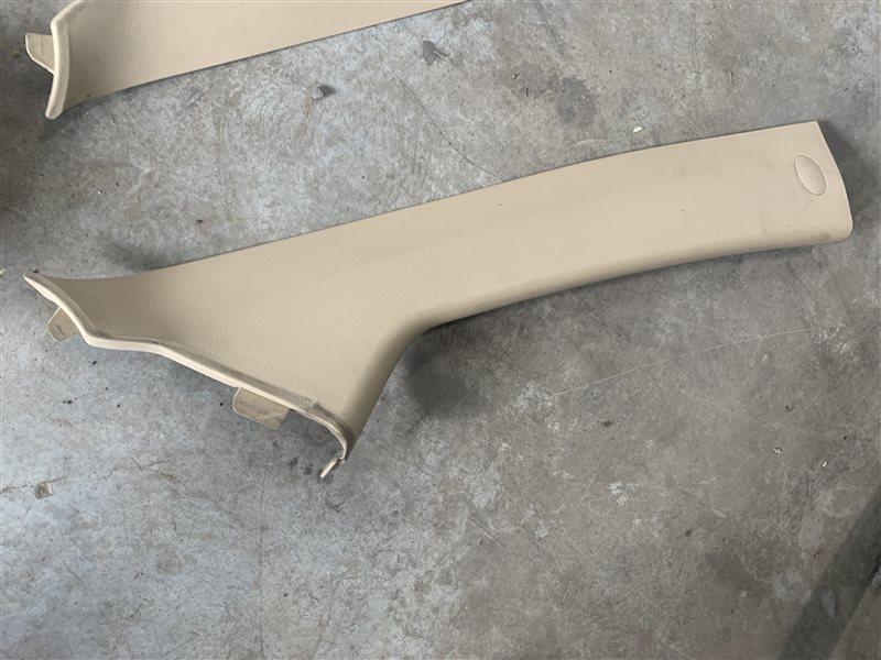 Обшивка лобовой стойки Chevrolet Captiva C100 C100 Z20S 2010 (б/у)