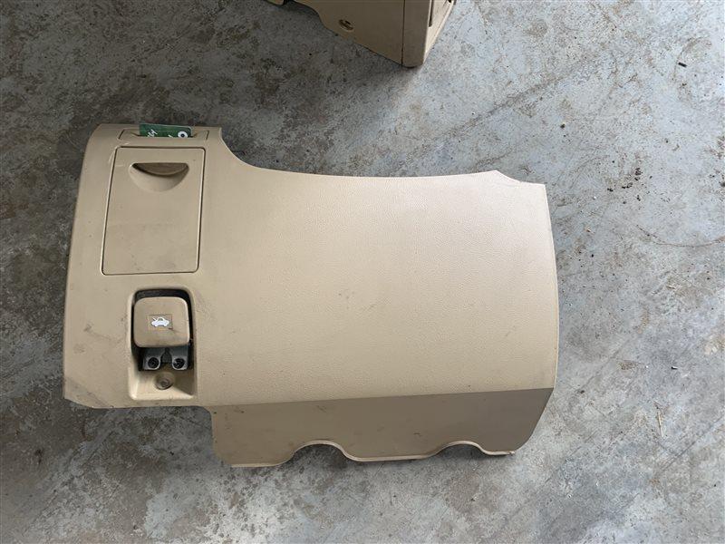 Пластик салона Chevrolet Captiva C100 C100 Z20S 2010 (б/у)