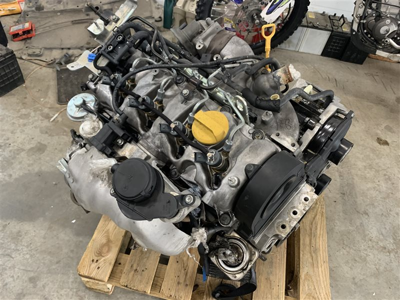 Двигатель Chevrolet Captiva C100 C100 Z20S 2010 (б/у)
