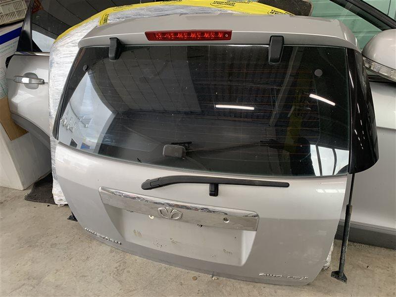 Дверь багажника Chevrolet Captiva C100 C100 Z20S 2010 (б/у)