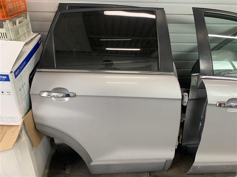 Дверь боковая Chevrolet Captiva C100 C100 Z20S 2010 задняя правая (б/у)