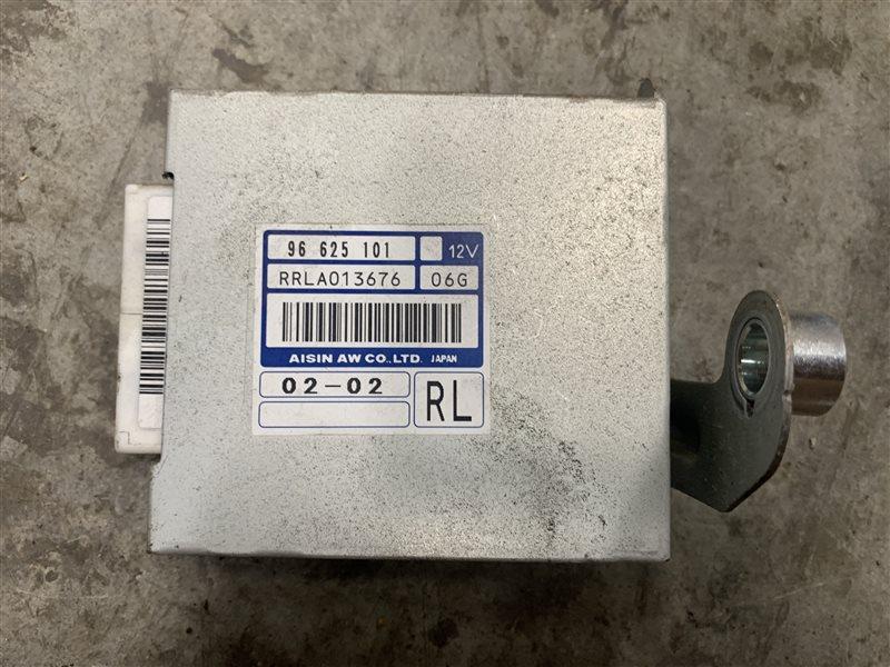 Блок управления акпп Chevrolet Captiva C100 C100 Z20S 2010 (б/у)